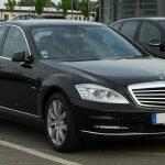 Mercedes S 500: V8, 4,7 л., прямой впрыск