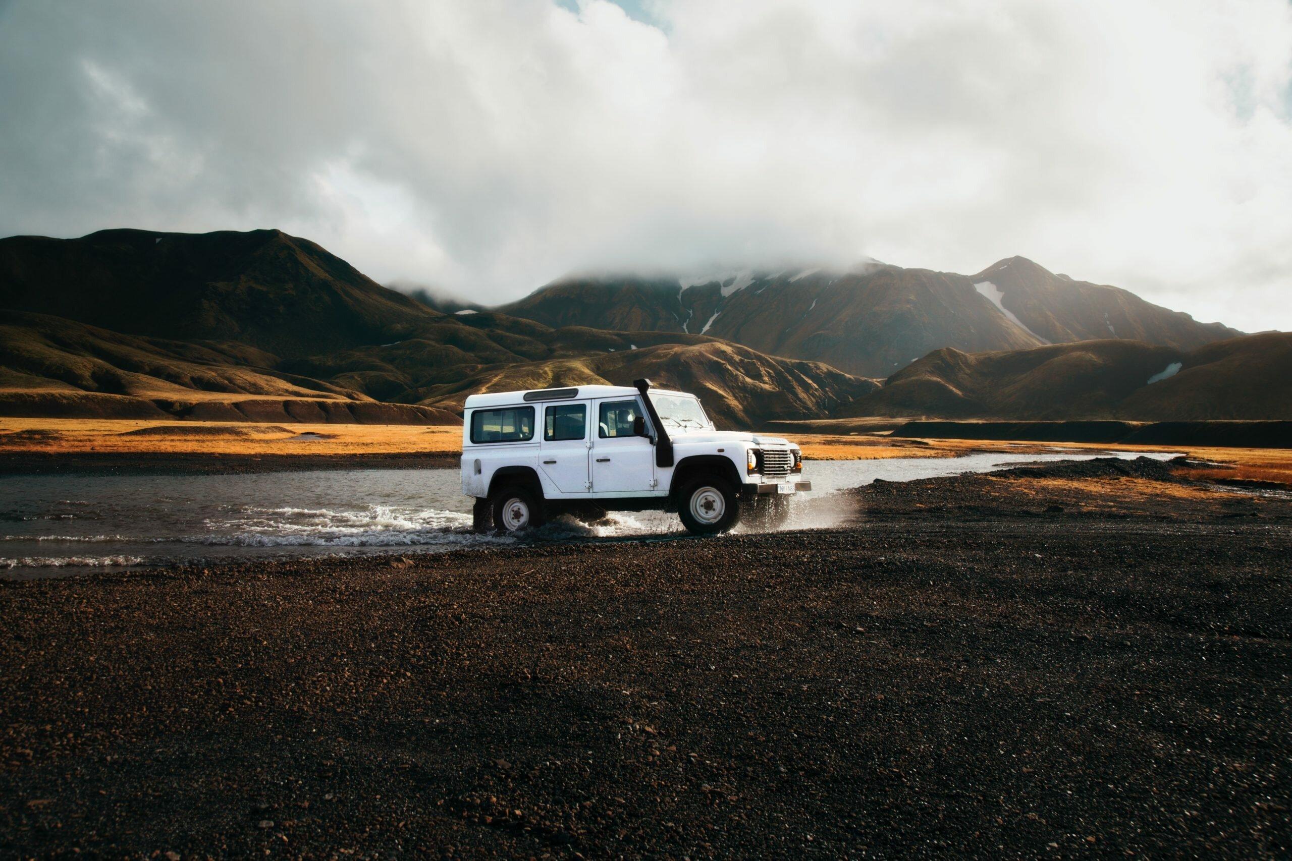 Автомобиль для путешествий