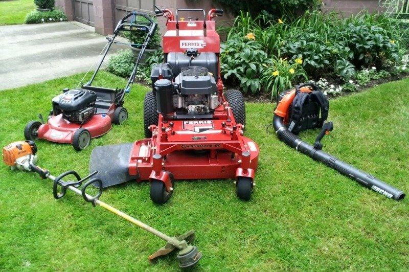Инструменты для газона